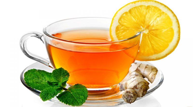 Джинджифил и лимон-идеалната комбинация