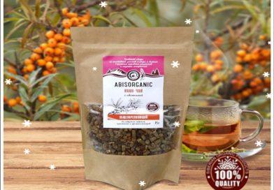 Иван-чай Abisorganic с ягоди и облепиха